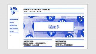 Site internet du Cab